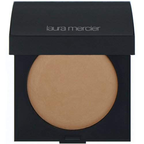 Laura Mercier, Matte Radiance Baked Powder, Bronze 01, Golden Nude, 0.26 oz (7.50 g) Review