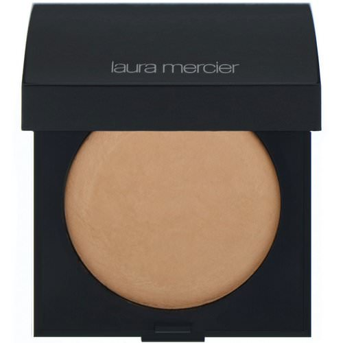 Laura Mercier, Matte Radiance Baked Powder, Bronze 02, Golden Bronze, 0.26 oz (7.50 g) Review