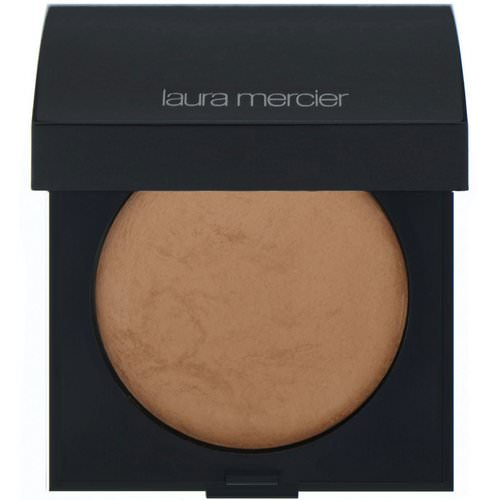 Laura Mercier, Matte Radiance Baked Powder, Bronze 04, Bronze Nude, 0.26 oz (7.50 g) Review