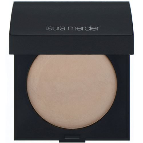 Laura Mercier, Matte Radiance Baked Powder, Highlight-01, 0.26 oz (7.50 g) Review