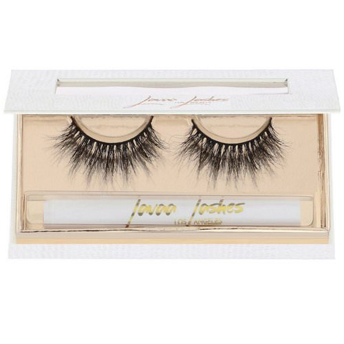 Lavaa Lashes, Flirty, 3D Mink False Eyelashes, 1 Pair Review