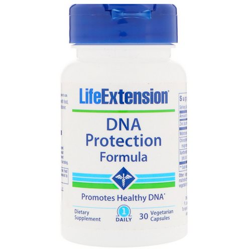 Life Extension, DNA Protection Formula, 30 Vegetarian Capsules Review