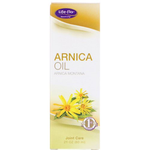 Life-flo, Arnica Oil, Joint Care, 2 fl oz (60 ml) Review
