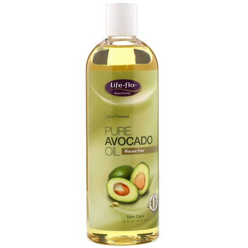 Life-flo, Pure Avocado Oil, Skin Care, 16 fl oz (473 ml) Review