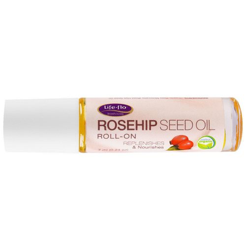 Life-flo, Rosehip Seed, Oil Roll-On, 7 ml (0.24 oz ) Review