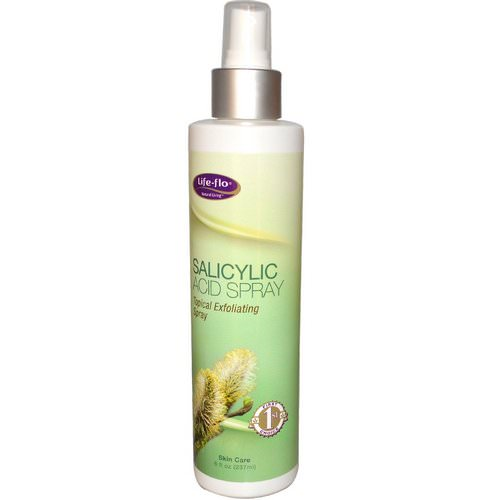 Life-flo, Salicylic Acid Spray, 8 fl oz (237 ml) Review