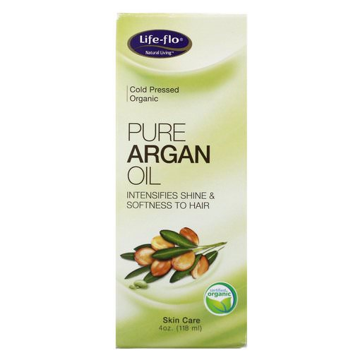 Life-flo, Pure Argan Oil, 4 oz (118 ml) Review