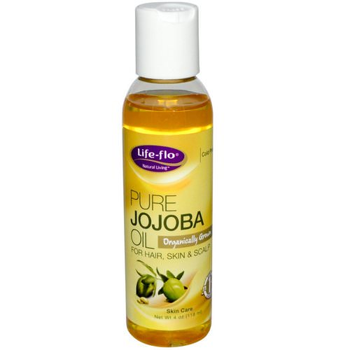 Life-flo, Pure Jojoba Oil, Skin Care, 4 oz (118 ml) Review