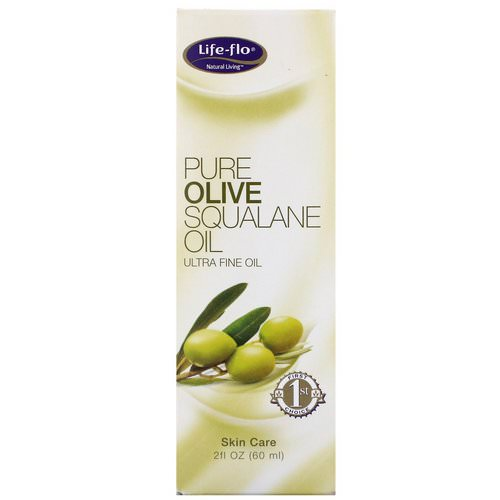 Life-flo, Pure Olive Squalane Oil, 2 fl oz (60 ml) Review