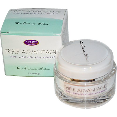 Life-flo, Triple Advantage, Radiant Skin, 1.7 oz (48 g) Review