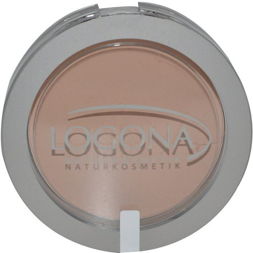 Logona Naturkosmetik, Face Powder, Medium Beige 02, 0.352 oz (10 g) Review