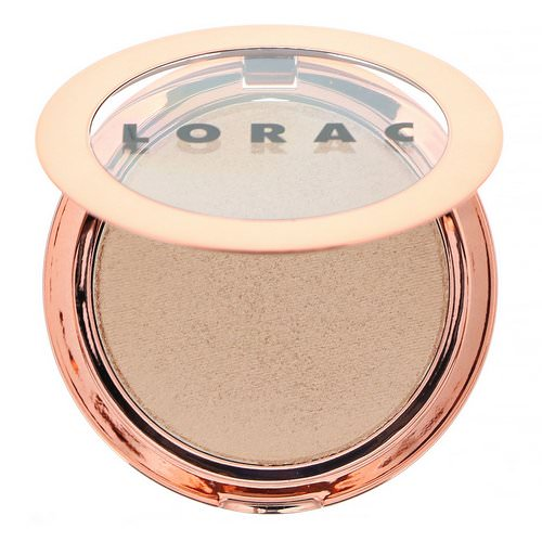Lorac, Light Source, Mega Beam Highlighter, Gilded Lily, 0.22 oz (6.5 g) Review
