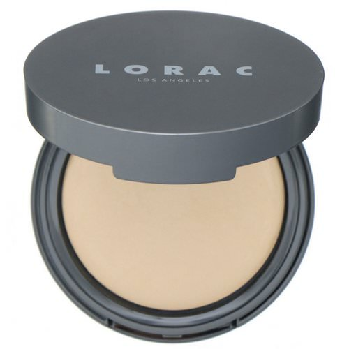 Lorac, POREfection Baked Perfecting Powder, PF1 Fair, 0.32 oz (9 g) Review
