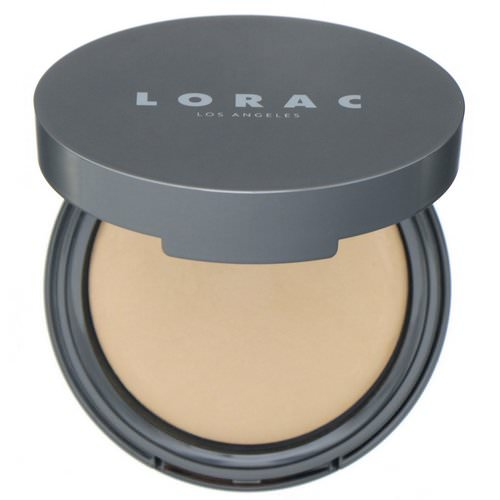 Lorac, POREfection Baked Perfecting Powder, PF3 Light Medium, 0.32 oz (9 g) Review