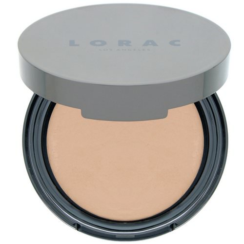 Lorac, POREfection Baked Perfecting Powder, PF4 Medium, 0.32 oz (9 g) Review