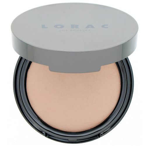Lorac, POREfection Baked Perfecting Powder, PF2 Light, 0.32 oz (9 g) Review