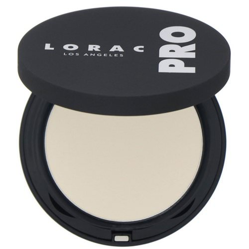 Lorac, Pro Blurring Translucent Pressed Powder, 0.246 oz (7 g) Review