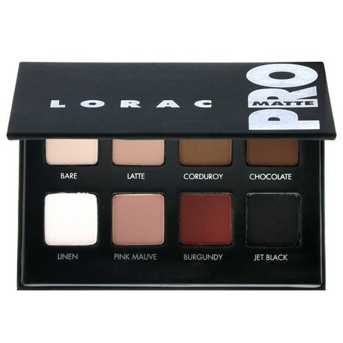 Lorac, Pro Matte Palette, Eye Shadow Pallete, 0.144 oz (4 g) Review