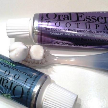 Bath Personal Care Oral Care Toothpaste Lumineux Oral Essentials