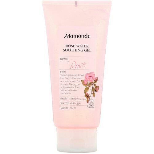 Mamonde, Rose Water Soothing Gel, 300 ml Review