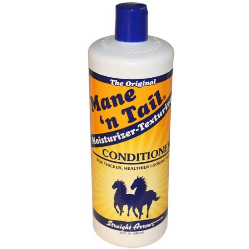Mane 'n Tail, Conditioner, Moisturizer-Texturizer, 32 fl oz (946 ml) Review
