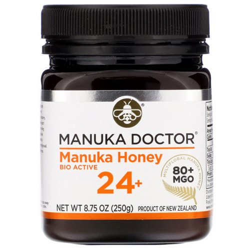 Manuka Doctor, Manuka Honey Multifloral, MGO 80+, 8.75 oz (250 g) Review