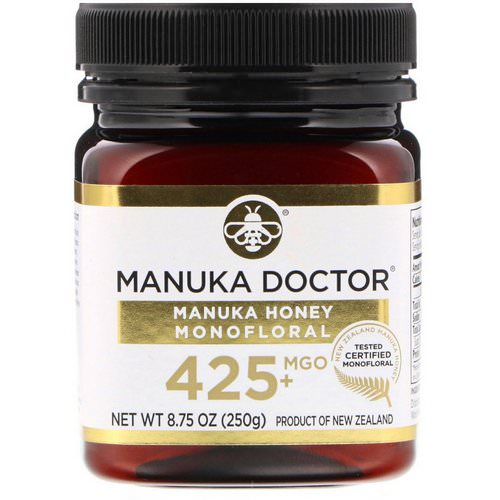 Manuka Doctor, Manuka Honey Monofloral, MGO 425+, 8.75 oz (250 g) Review