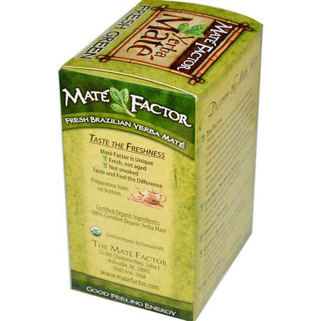 Yerba Mate Tea, Tea, Grocery, Yerba Mate, Homeopathy, Herbs