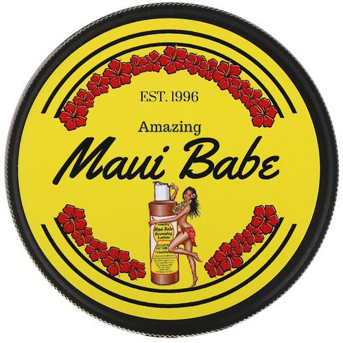 Maui Babe, Body Butter, 8.3 oz Review