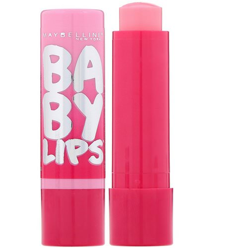 Maybelline, Baby Lips, Glow Balm, 01 My Pink, 0.13 oz (3.9 g) Review