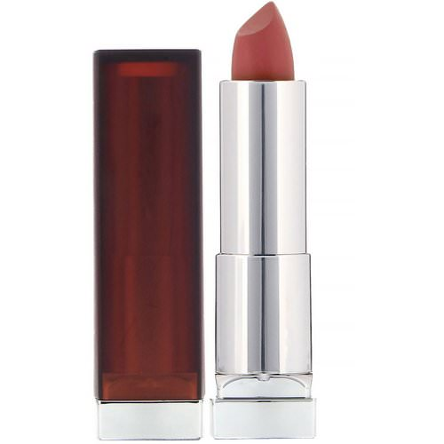 Maybelline, Color Sensational, Creamy Matte Lipstick, 657 Nude Nuance, 0.15 oz (4.2 g) Review