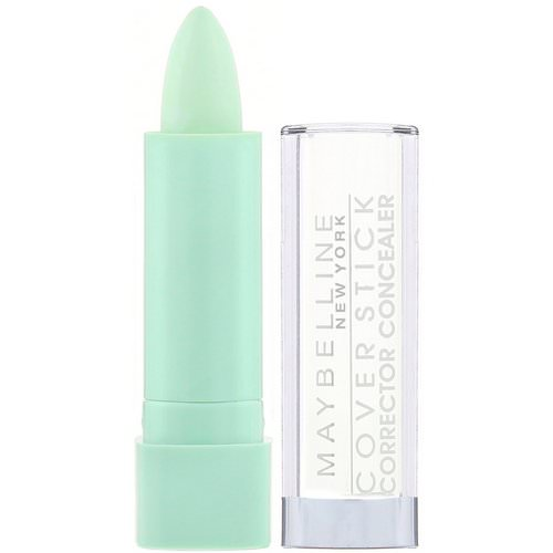 Maybelline, Cover Stick Concealer, 195 Green, 0.16 oz (4.5 g) Review