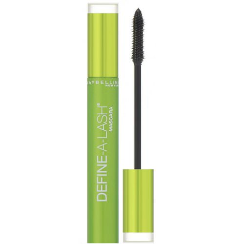 Maybelline, Define-A-Lash, Lengthening Mascara, 801 Very Black, 0.22 fl oz (6.5 ml) Review