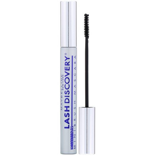 Maybelline, Lash Discovery Mascara, 351 Very Black, 0.16 fl oz (4.7 ml) Review