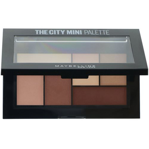 Maybelline, The City Mini Eyeshadow Palette, 480 Matte About Town, 0.14 oz Review