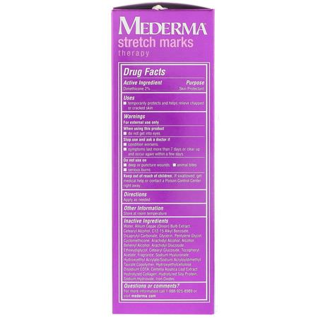 Mederma Scar Stretch Marks Therapy