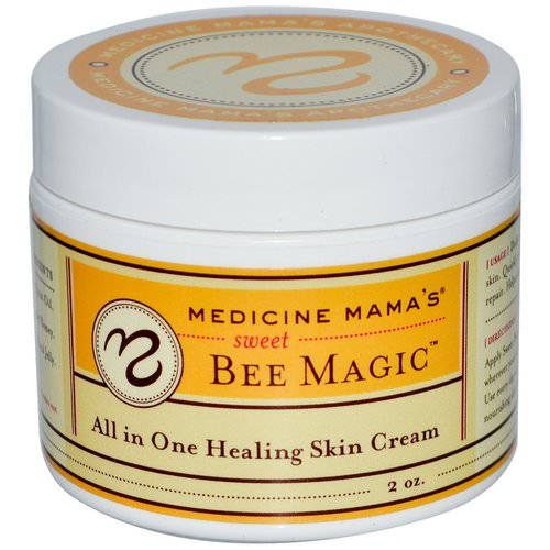 Medicine Mama's, Sweet Bee Magic, All In One Healing Skin Cream, 2 oz Review