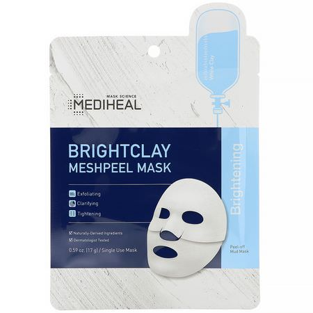 Mediheal, K-Beauty Face Masks, Peels, Brightening Masks