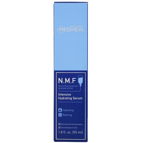 Mediheal, N.M.F Intensive Hydrating Serum, 1.8 fl oz (55 ml) Review
