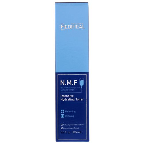 Mediheal, N.M.F Intensive Hydrating Toner, 5.5 fl oz (165 ml) Review