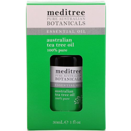 Meditree, Pure Australian Botanicals, 100% Pure Australian Tea Tree Oil, 1 fl oz (30 ml) Review