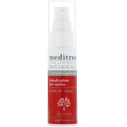 Meditree, Pure Australian Botanicals, Kakadu Plum Face Serum, For Younger Looking Skin, 1 oz (30 g) Review