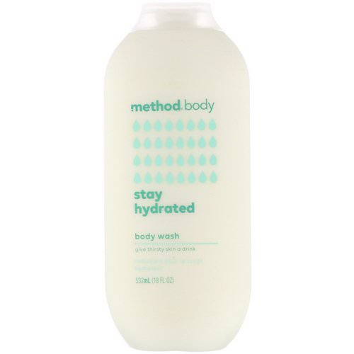 Method, Body Wash, Stay Hydrated, 18 fl oz (532 ml) Review