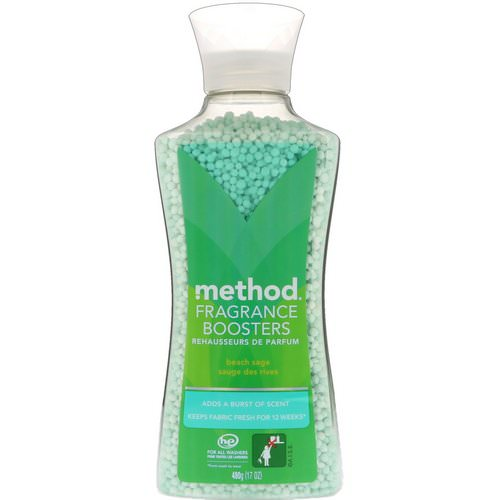 Method, Fragrance Boosters, Beach Sage, 17 oz (480 g) Review