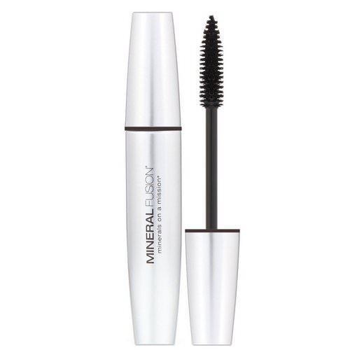 Mineral Fusion, Volumizing Mascara, Jet, 0.57 oz (17 ml) Review