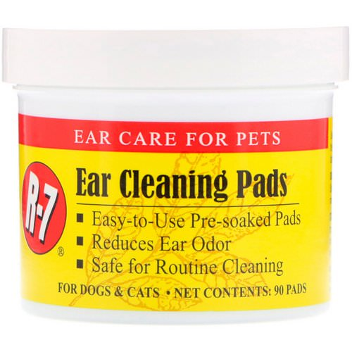Miracle Care, Ear Cleaning Pads, For Dogs & Cats, 90 Pads Review