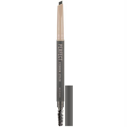 Missha, Perfect Eyebrow Styler, Gray, 0.35 g Review