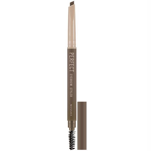 Missha, Perfect Eyebrow Styler, Light Brown, 0.35 g Review