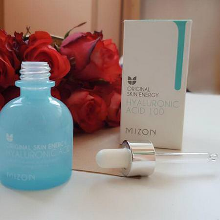 Mizon, Hyaluronic Acid 100, 1.01 fl oz (30 ml) Review