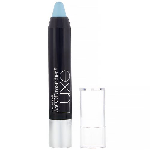 MOODmatcher, Twist Stick, Lip Color, Light Blue, 0.10 oz (2.9 g) Review